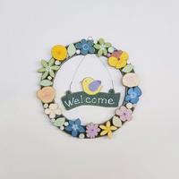 【アトリエ28】花のウエルカムリース・S <Aタイプ>