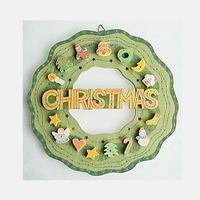 【アトリエ28】クリスマスリース・小さなクリスマス物語