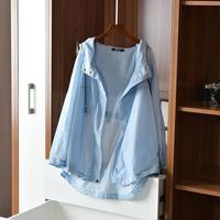 ペールトーン カラー パーカー 長袖 大きいサイズ ブルー オレンジ ベージュ 0137