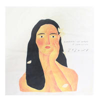 TOYONO kurokami  バンダナ  「黒髪のサンバ」リリース記念アイテム