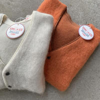 YOUNG&OLSEN - MOHAIR GRAGE CARDIGAN