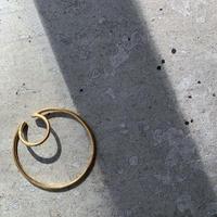 HYKE - HOOP EAR CUFF 19125 GOLD