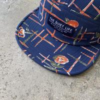 THE QUIET LIFE - Deco 5Panel Camper Hat