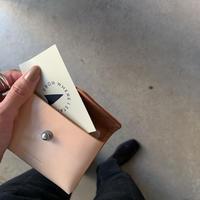 Hender Scheme - one piece card case