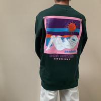 PAS DE MER - MOUNTAINS Sweatshirt