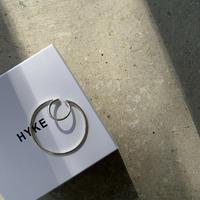 HYKE - HOOP EAR CUFF 19125 SILVER