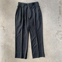 RAINMAKER - WIDE TROUSERS 21ss