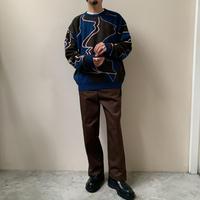 PAS DE MER - FOOTBALL Knit