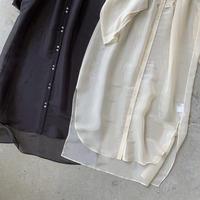 VillD - Organdy bracing long shirts