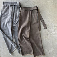 VillD - tweed pants