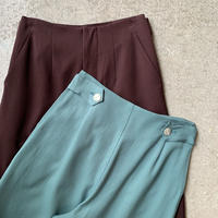 VillD - wool twill pants