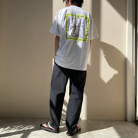 FWIS×AZUSA IIDA - 『A DAY IN THE LIFE 』Tシャツ WHITE