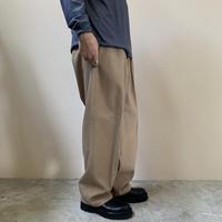 mill - WIDE MOLESKIN PANTS