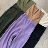 TAN - COL.COMBINATION PANTS