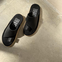 ISLAND SLIPPER - PTS704BH BLACK MEN&WOMEN