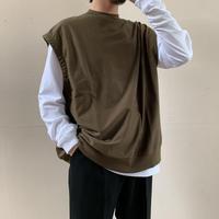 blurhms® - Suvin Ripple Vest