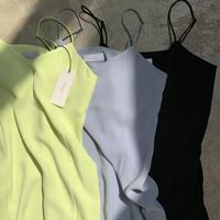 PHEENY - Dobby camisole dress