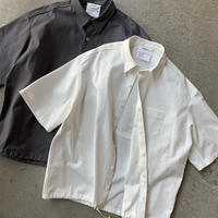 DIGAWEL - Canvas Big S/S Shirt