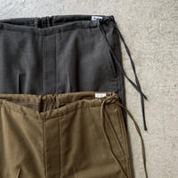 blurhms® - Wool Surge Side String Slacks