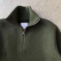 nanamica - Half Zip Sweater