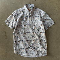 FAR AFIELD - MOD BUTTON S/S SHIRTS