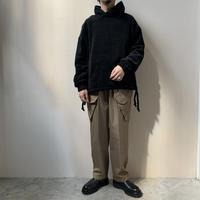 blurhms® - Wool Boa P/O Hoodie