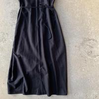 Baserange - Apron Dress Raw Silk