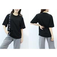 (BAWL)ボウル バックル Tシャツ BLACK Sサイズ