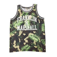 (FRANKLIN&MARSHALL) PALM  CAMOタンク