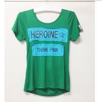 (HEROINE)  バックデザインフレンチ グリーン