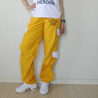 (HEROINE)  ロングカーゴパンツ イエロー