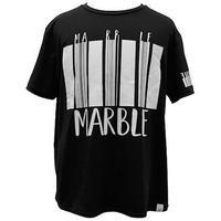 (Marble) Tシャツ ブラック  ユニセックスMサイズユニセックスLサイズユニセックスXLサイズ