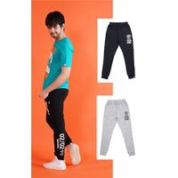 (Wstudio)  02/02 TAPERED Pants グレー ブラック レディースMサイズ ユニセックスMサイズ