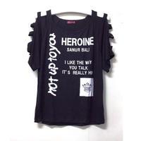 (HEROINE)  ドルマンT ブラック