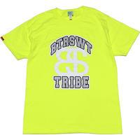 BTRSWT TRIBE CEMENT Tee セーフティグリーン Mサイズ