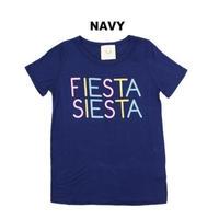 (FANTASTIC FAWN)ロゴ Tシャツ NAVY  Sサイズ  Mサイズ