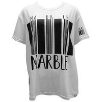(Marble) Tシャツ ホワイト  ユニセックスMサイズユニセックスLサイズユニセックスXLサイズ