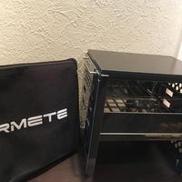 RMETEバーベキューコンロ焚火台カマド スマートグリル B6+12mm極厚鉄板