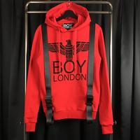 BOY LONDON  / ストラップベルトパーカー