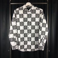 STUSSY / チェッカーシャツ