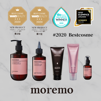 moremo 2020 ベストコスメ受賞セット