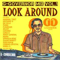 """G-Governor Mix Vol.1""""Look Around"""" / V.A."""
