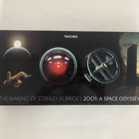 The Making of Stanley Kubrick's 2001 - a Space Odyssey/TASCHEN/ 2015年[レア本]