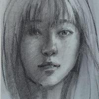 小野月世「きみの名は」2号大 Ono Tsukiyo