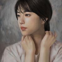 児玉慶多「予感する肖像」F4 Kodama Keita