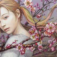 鯉江桃子「春になる」 P4  Koie  Momoko