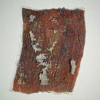 田中一太「雲の上の自画像3」405×330mm     Tanaka Ichita