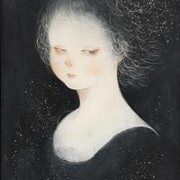 涼風会展 青木香織「名もなき風よ」M4号  Aoki  Kaori