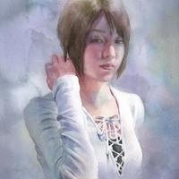 松林 淳「こころ模様」Vision of the mind F4      Matsubayashi Atsushi