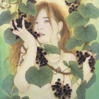 松平一民 「黄泉醜女」(よもつしこめ)    P4号       Matsudaira Kazutami